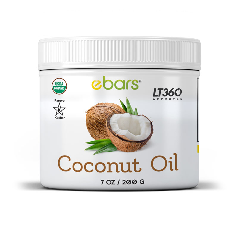 Coconut Oil - 5 Pack