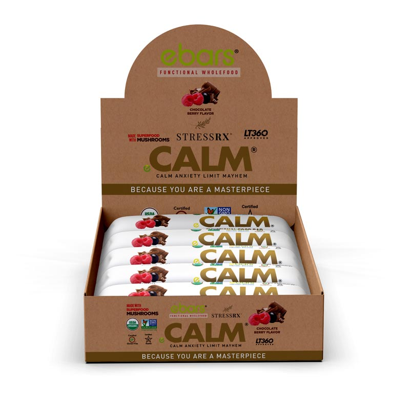 Calm Bar - 15 Pack
