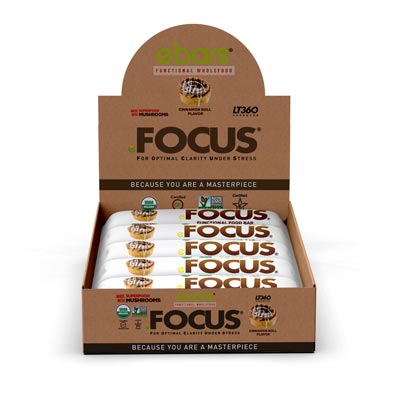 Focus Bar - 15 Pack Auto Delivery 15 Pack