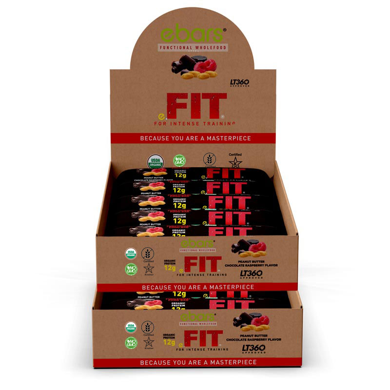 Fit Bar - 30 Pack