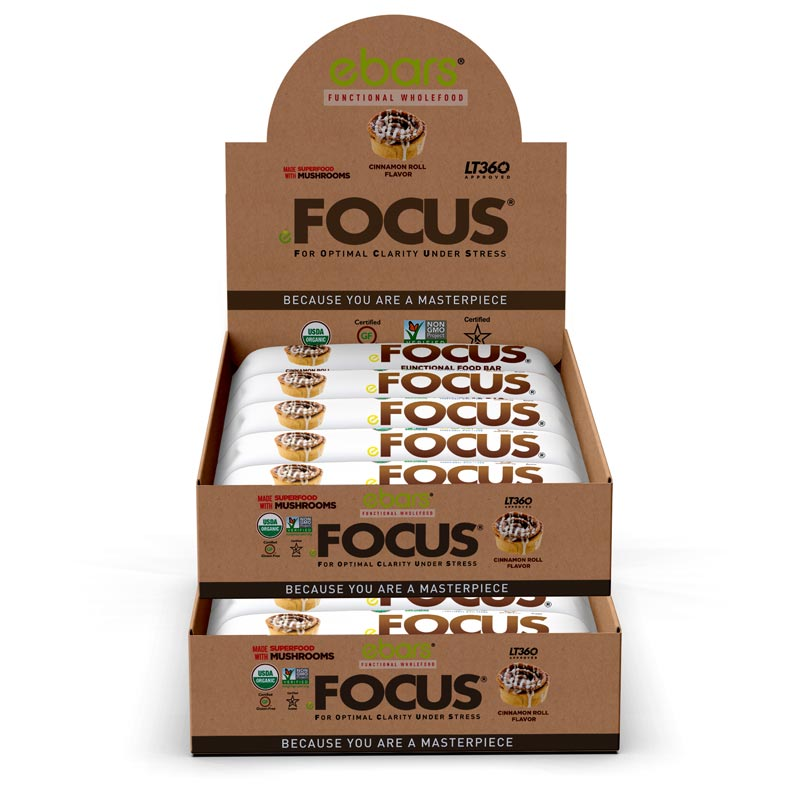 Focus Bar - 30 Pack Auto Delivery