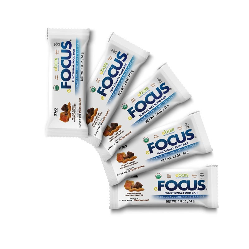 Focus Bar - 5 Pack