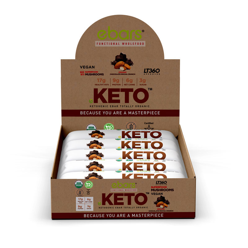 KETO Bar - 15 Pack