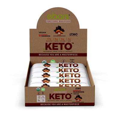 KETO Bar - 15 Pack 15 Pack