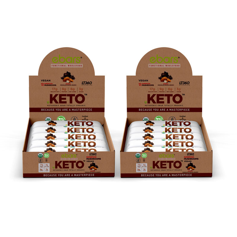 KETO Bar - 30 Pack