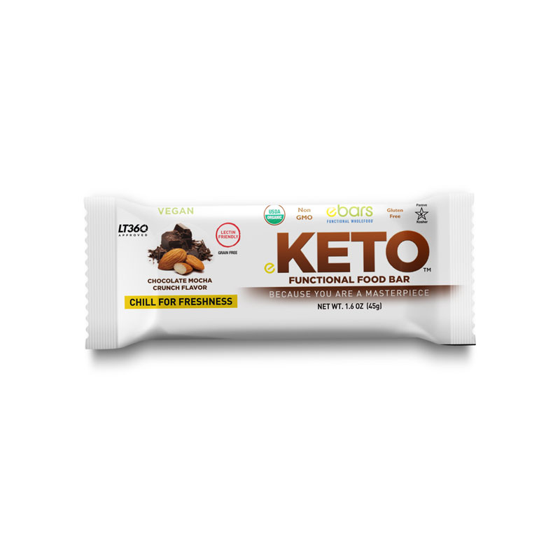 KETO Bar - 5 Pack