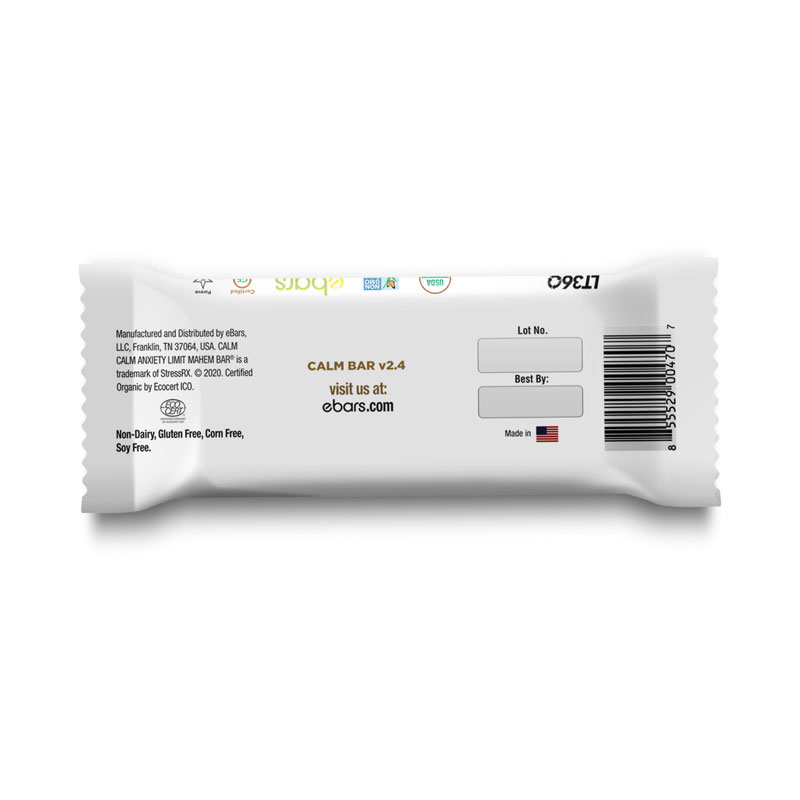 Calm Bar - 30 Pack